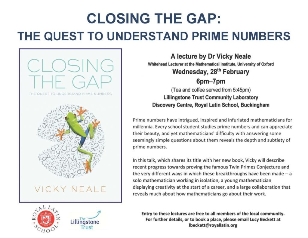Closing the gap - The quest to understand prime numbers (3)